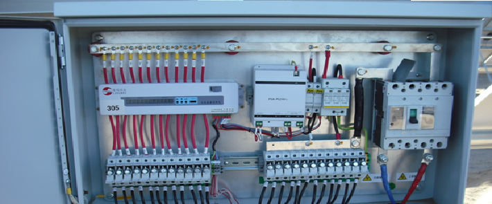 Commercial Oped HellermannTyton On Safe And Reliable Renewable - Solar combiner box wiring diagram