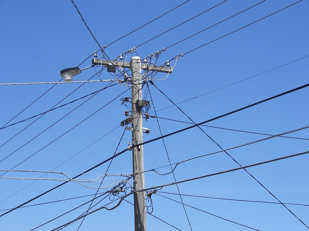 illegal electricity connections