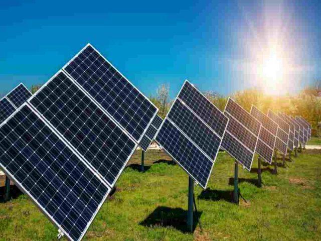 Solar power market